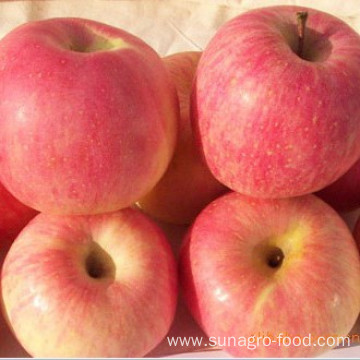Fresh red star apples