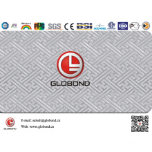 Globond Stainless Steel Wall Panel 007