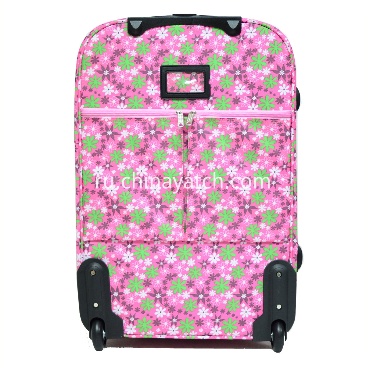EVA Softshell Trolley Luggage