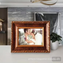 Good price silver gold  ps moulding picture frame