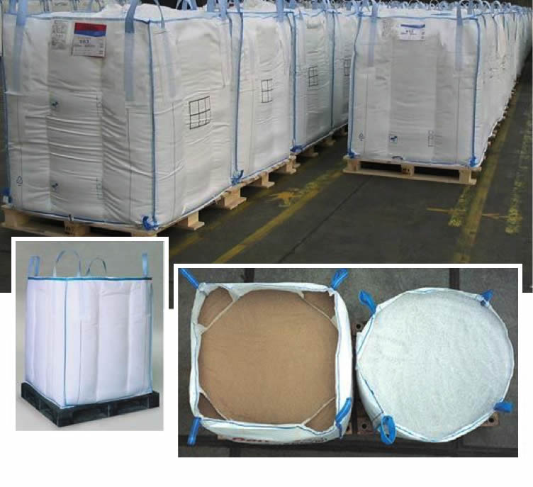 Flexible Intermediate Bulk Containers For Sale
