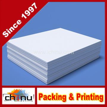 Plain Blank 8.5X 11 Zoll, Notiz Notizblock (440046)