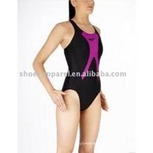 Mature women one piece swimsuits,swimwear for women