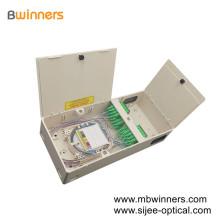 New Compact Type FTTH Optical Distribution Box 1X32 PLC Splitter Box
