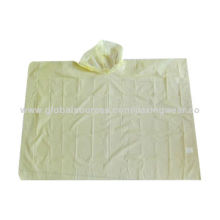 Hot Sale High-quality Disposable Rain Poncho, OEM Orders are Welcome