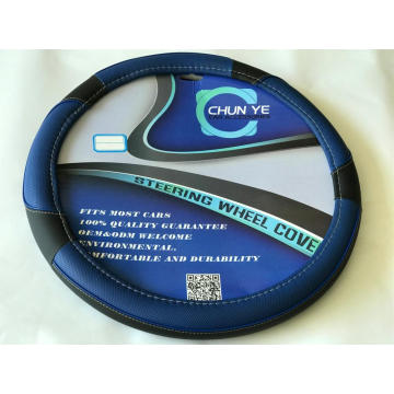 Reflector pvc steering wheel covers