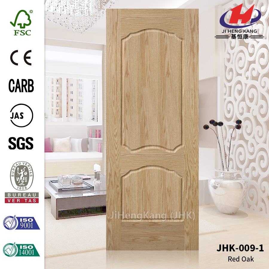 Oak Veneer Wood Door Skin