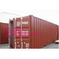40 Feet Container Flatbed Semi Trailer شاحنة