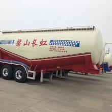 Carbon Steel Tanker Bulk Cement Semi Trailer