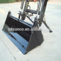 50hp, Tracteur 4 roues motrices avec chargeur frontal TZ05D
