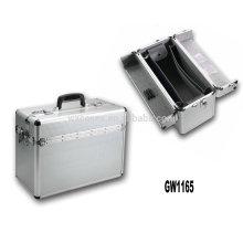 Nova maleta de homens de alumínio de alta qualidade fábrica de China