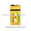 Alkaline battery 6LR61 for Transistor Radios