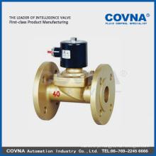 Válvula solenóide de refrigeração