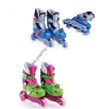 Kinder-Plastik-Skate mit CE-Zertifizierung (YV-T01)