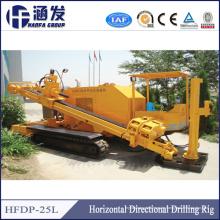 2016 Neue konstruierte horizontale Richtbohrmaschine mit preiswertem Preis (HFDP-25L)