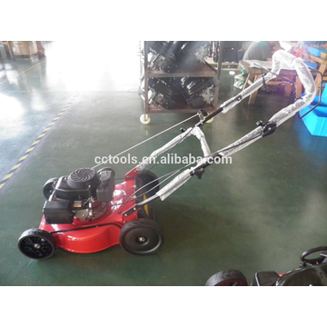 gasoline lawn mower 18inch grass mower