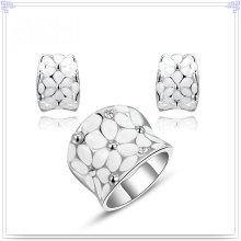 Bijoux fantaisie Bijoux en alliage Ensemble de bijoux à la mode (AJS169)