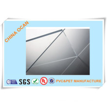 Hard Transparent PVC Sheet for Art Stones