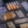 Aspirateur en sandwich semi-automatique en plastique formant la machine