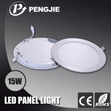 15W Белый алюминиевый светодиодный светильник для внутреннего потолочного освещения