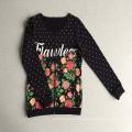 Men′s Sweatshirt with Zipper