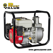 Powervalue Zh20cx 2-Inch Intake 5.5 HP Ohv 4-cycle 168 gallons par minute pompe à eau portative à gaz