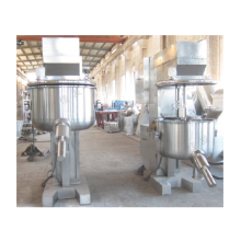 20 Years Factory for China Manufacturer of High Speed Mixing Granulator, High Speed Mixing Granulating, High Shear Mixer Granulator Vertical Type High Shear Mixer Granulator export to Mauritius Suppliers