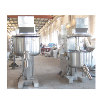 Vertical Type High Shear Mixer Granulator
