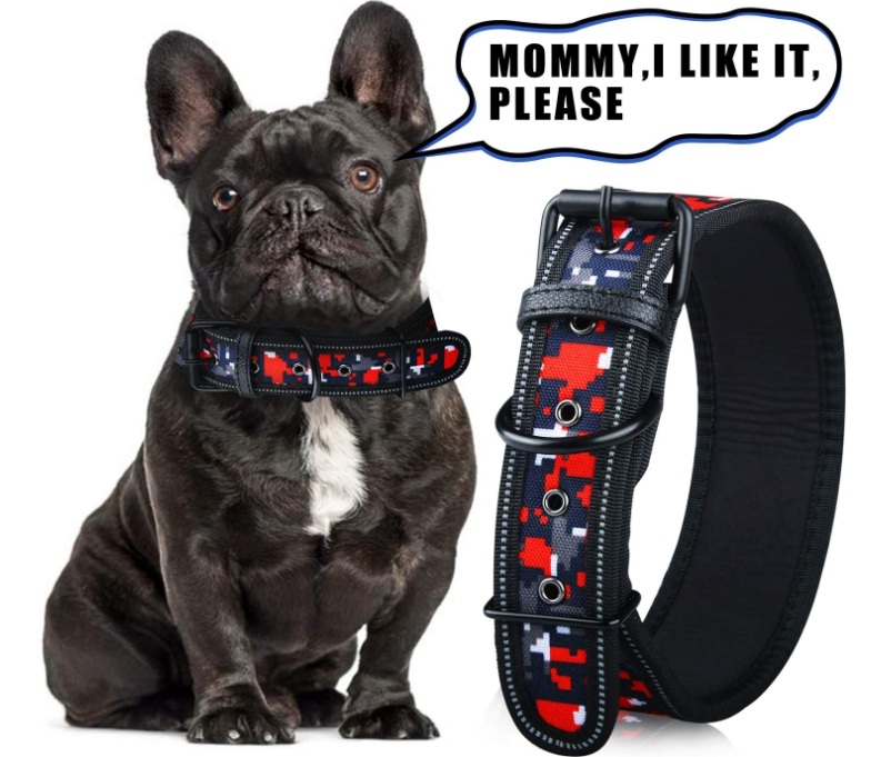 Rope Dog Collars