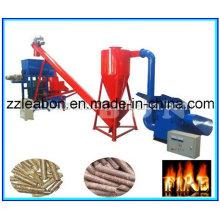 Автоматический древесных гранул завод на продажу