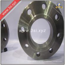 Resbalón de acero inoxidable en el reborde (YZF-E384)