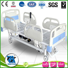 CE-Zertifikat Ultra-niedriges elektrisches Krankenhausbett
