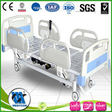 CE certificate Ultra low electric hospital bed