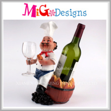 Fashionable Elegant Lovely Wine Bottle Rack for Kitchen Decoration