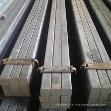 30 # S30c 1030 060A30 080A30 080m30 Xc32 Hot Rolled Legierung quadratischen Stahl