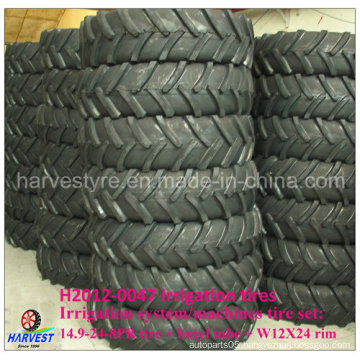 Slim R1 Pattern Irrigation Tyres for Europe Market