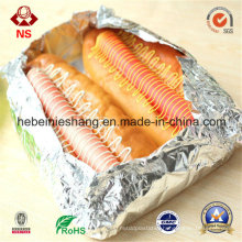 High Quality 18 Micron Thickness Aluminum Foil