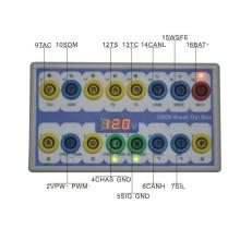 Obdii Protocol Detector & Break out Box Diagnosed OBD OBD2 Connector