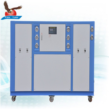 Harga Pabrik 40HP Water Cooled Industrial Water Chiller