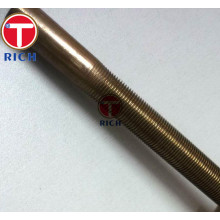 for Heat Exchanger C10200 Copper Low Fin Tube
