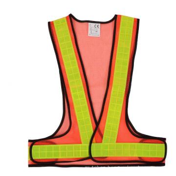 High Visibility Reflective Vest Hi-Viz Mesh Safety Vests