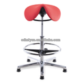 2017 New arrival stool dental chair with low backrest office chair