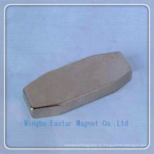 N40 Цинк/никелирования неодимовый магнит