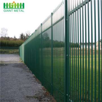 Temperature resistance classical steel palisade fence