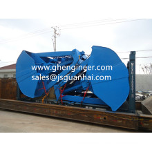 Agarre hidráulico de alta calidad para buques y equipos marinos