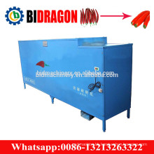Stainless steel chili stem cutting machine