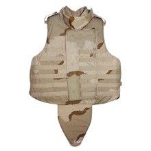 NIJ Iiia nivel de UHMWPE a prueba de balas chaleco para ejército