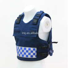 military navy blue bullet proof vest