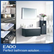Mobília do banheiro do MDF de 900mm (PC076ZG-1)