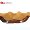 Amasamiento 3D cinturón de masaje de fatiga de alivio de dolor de espalda y cuello calefactado infrarrojo